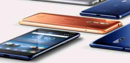 Nokia 8 aumentare durata batteria
