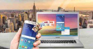 Note 8 Collegare il Samsung alla TV