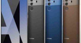 Huawei Mate 10 Hard Reset telefono Android formattare Huawei