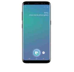 Samsung Galaxy S8 Avviare fotocamera con voce