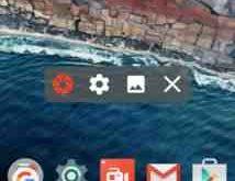 Samsung Galaxy S8 registrare video schermo