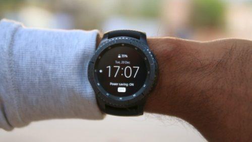 Samsung Gear S3 Aumentare durata batteria