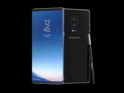 Vetro Samsung Note 8 quanto costa cambiare lo schermo rotto del Samsung Note 8 Prezzo per riparare display Samsung Note 8
