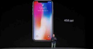 iPhone X quanto costa riparare lo schermo