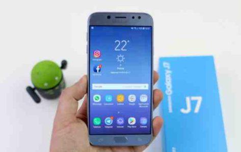 Galaxy J7 non carica batteria al 100