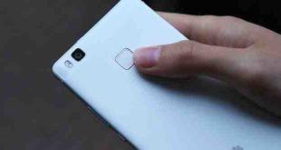 Huawei Mate 10 Impronta digitale