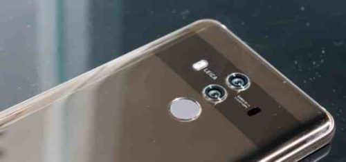 Huawei Mate 10 Pro Guida avvio rapido Pdf Italiano