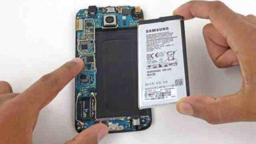 Samsung Galaxy S8 batteria non carica 100