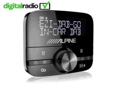 Trasformare Radio FM in radio Digitale DAB o DAB+