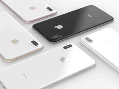 iPhone X modificare orientamento schermo