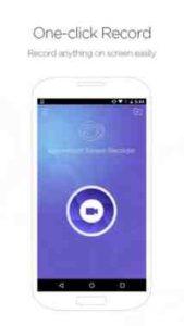 Huawei screenshot video Android registrare video display
