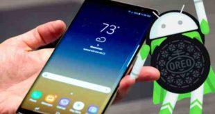 Samsung elenco telefoni cellulari aggiornamento Android 8 Oreo