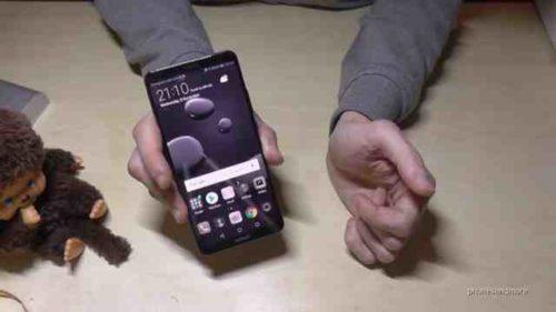 Screenshot Huawei Mate 10 Lite come salvare la schermata sullo smartphone