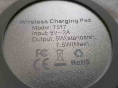 Caricabatteria Wireless Senza Fili Choetech Recenzione