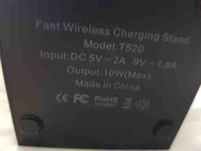 Caricabatterie Senza Fili Wireless Choetech Recenzione