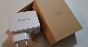 Caricabatteria USB C Potente e veloce 45 W Dodocool Recensione