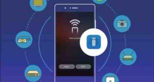 Huawei Mate 10 usare il telefono come telecomando per comandare televisore, condizionatore d'aria, lettore DVD, fotocamere, proiettore e canali streaming.
