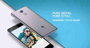 Il manuale Huawei Nova Smart Pdf è disponibile per il download Tutte le informazioni e le guida per poter configurare lo smartphone Android