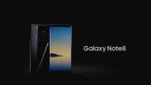 Samsung Note 8 il Wi-Fi si disconnette dal telefono Android ecco come evitare che il telefono Note 8 si scolleghi da internet quando va in sospensione.