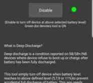 Batteria Samsung Galaxy Note 8 si scarica completamente e non si riaccende più Morto Ecco la soluzione che eviterà che la batteria si scarichi completamente spegnendo il telefono quando la batteria è al 12%.