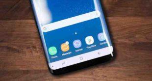 Galaxy S8 la barra di navigazione è scomparsa