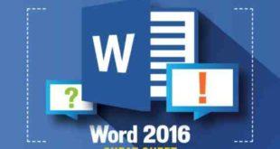 Dove scaricare gratis il manuale italiano Pdf Word 2016 La guida completa per usare subito Microsoft Word 2016 da scaricare gratis.