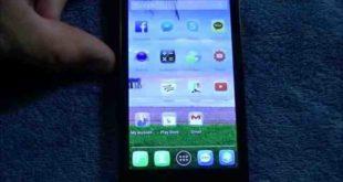 Come salvare la schermata screenshot Alcatel 3C catturare la schermata in una immagine. Come fare subito unoo screenshot telefono Android Alcatel 3C.