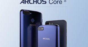 ARCHOS presenta ARCHOS Core 55S ARCHOS Core 57S ARCHOS Core 60S ultimi smatphone Archos a prezzi bassi alla portata di tutti