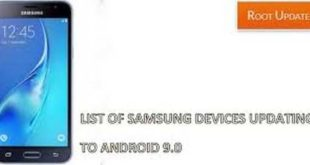 Android P 9.0 Smartphone Samsung quali telefoni riceveranno aggiornamento Android 9 Samsung L'elenco completo dei cellulari Samsung che si aggiorneranno ad Android 9