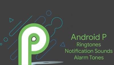 Android P scaricare e mettere le suonerie presenti nella nuova versione di Android su vostro telefono. Scaricare e installare suonerie Android P