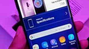 Anche se stai migrando da uno smartphone Samsung è probabile che il Galaxy S9 sia il vostro primo telefono senza pulsanti frontali, quindi il metodo precedente per scattare screenshot non andrà bene.