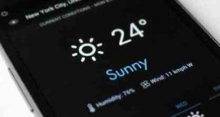 Samsung Galaxy S9 togliere Widget