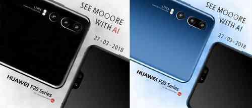 Huawei presenterà a breve Huawei P20 Pro in occasione dell'evento che vedrà tra i protagonisti anche Huawei P20 e Huawei P20 Lite