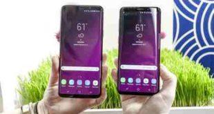 Samsung Galaxy S9+ libretto di istruzioni per fare la prima accensione inserire la scheda SIM sul Top di Gamma Sasmung Trucchi suggerimenti nel Manuale D'suso italiano Galaxy S9+