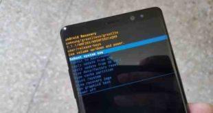 Come entrare nella recovery mode Samsung Galaxy S9 per fare hared reset del cellulare Android Samsung Galaxy S9 la guida rapida tratta dal manuale d'uso italiano Pdf Sasmung Galaxy S9.