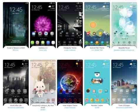 I migliori temi per telefono Android Samsung Galaxy S9. Come si scaricano i temi sul cellulare Android Galaxy S9 per cambiare aspetto del telefono Guida e istruzioni.