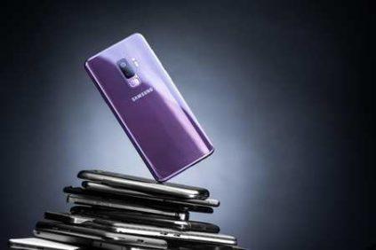 Oltre allo screenshot telefono Android Samsung Galaxy S9 si pu fare un video del display Samsung S9 Uno screenshot avanzato per creare un video di quello che accade sullo schermo telefono Android Samsung