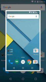 Creare screenshot Huawei P20 veloce semplice