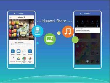 Come si Usa Huawei Share