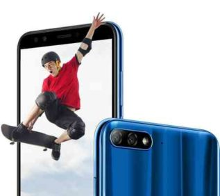 Unboxing Huawei Y7 Prime 2018