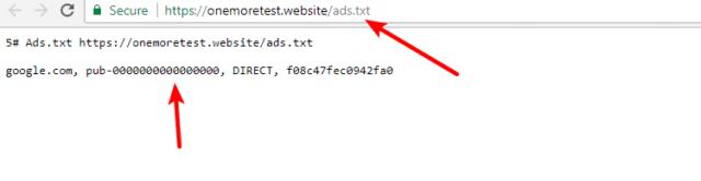 Dove mettere il file ads.txt su wordpress