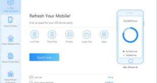 iMyFone Umate Pro programma professionale per cancellare totalmete iPhone
