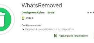 Whatsapp recuperare messaggi e fotografie nelle chat