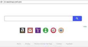 togliere Search.pu-cmf.com