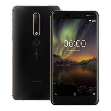 Nokia 6.1 fare lo screenshot
