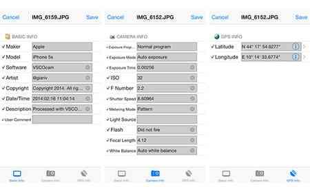 Scoprire posizione e data foto Huawei