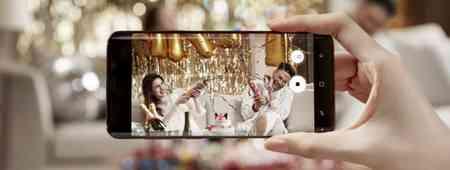 Fotografie dritte Samsung Galaxy S9