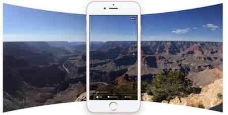 Huawei scattare foto panoramiche