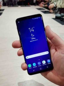 Samsung S9 ripristinare telefono