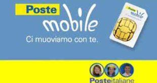Tariffa telefonica Postemobile Postepay